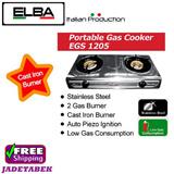 ELBA Italy Kompor Gas EGS 1205 (Free ongkir JADETABEK)