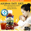 【Ener Al Kurma】Breastmilk Booster ★ Brain Booster ★ Energy Booster ★ Halal Certified