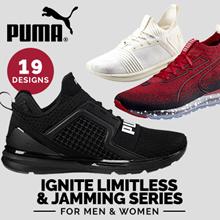 [PUMA] IGNITE LIMITLESS and JAMMING series