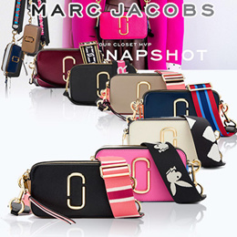 [Marc Jacobs] 7 Type Flat price Snapshot Camera Bag/Authentic from USA ♥