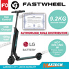 ★ Fastwheel Authorised Sole Distributor★100% Authentic★ F0 Electric Scooter /light weight