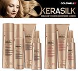 30% OFF Goldwell Kerasilk Homecare Rich Keratin Care Ultra Rich Keratin Care Shampoo Daily Mask Conditioning Spray Silk Fluid Oil