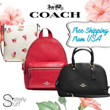 DIRECT SHIPMENT FROM USA-COACH CROSSBODY AND SHOULDER BAGS