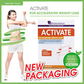 [ACTIVATE] New and Improved!!! ACTIVATE Fat Burner ♥Feel it in 30 mins Results in 2 days!♥ Effective Weight Loss Formula Slimming Diet with Garcinia cambogia