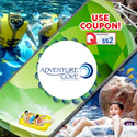 [Holiday Special]Adventure Cove Waterpark - RESORTS WORLD SENTOSA 水上探险乐园.Use your coupon to get the best deal!