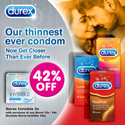 [RB] 【INVISIBLE LAUNCH!】DUREX CONDOM - Condoms Pleasure Gels and Vibrator Rings for Better Foreplay and Skin-on-Skin Sensations   Lubricants Lubes Stimulators Rubbers