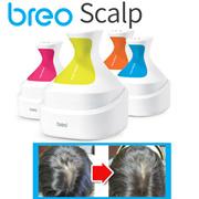 [breo] scalp massager/relax /Body Massager/powerful finger-pressure
