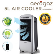 AEROGAZ 5L AIR COOLER AZ-1638AC