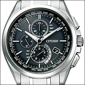【クリックで詳細表示】CITIZEN シチズン 腕時計 AT8040-57E メンズ ATTESA アテッサ Eco Drive エコ ドライブ ソーラー☆新作腕時計入荷☆新品!