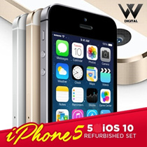 **[Apple]**Apple iPhone 5 New condition/ 16/32/64GB  ROM / UK Export Set with 1 month warranty