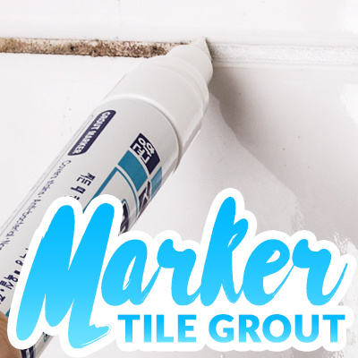 HOUSEHOLD ESSENCIAL  Tile Grout Marker  Made In Korea  Clean and. Qoo10    HOUSEHOLD ESSENCIAL  Tile Grout Marker  Made In Korea
