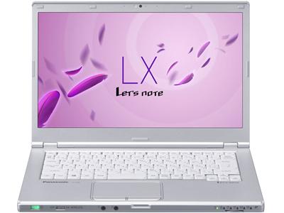 [新品] パナソニック Let s note LX4 CF-LX