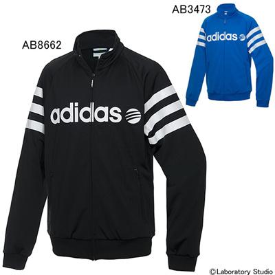アディダス (adidas) HM モードミックスジャージジャケット M AL549 [分類:クロスジャケット (メンズ・ユニセックス)] 送料無料の画像