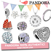 [PANDORA] Bracelets Bangles Charms Necklaces Rings Earrings *Lowest Price* Best Gift