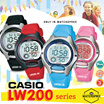 [CHEAPEST PRICE IN SPORE] *CASIO GENUINE* LW200 SERIES! Free Shipping and 1 year warranty!