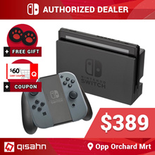 [Final Day][Grab Yours Now!!!] Nintendo Switch Console System // Grey // Neon // Local Set // Local Maxsoft Warranty