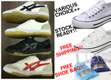 [SG LOCAL] ★SCHOOL SHOES $10-$30 ★WHITE/BLACK ★LACE ★VELCRO ★STOCK READY ★VARIOUS++ ★★