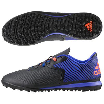 アディダス (adidas) エックス 15.2 CG(コアブラック×フラッシュレッド×ナイトフラッシュ) S83240 [分類:フットサル フットサルシューズ (屋外用)] 送料無料の画像