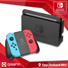 Nintendo Switch Console System // Neon // Local Set // 1 Year Local Maxsoft Wty