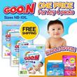 GOO.N Japan Version Diapers/Pants 4 Packs Deal-MIX SIZES! Special Price Bundle Add-on GOO.N Swim Pants/ Baby Wipes!