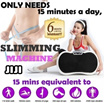 ★FREE LOCAL WARRANTY★ Ultra-Thin uShape Slimming Machine* 99 SPEED LEVELS* RETAIL+SHOWROOMS
