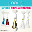 Pobling Pore Sonic Cleanser ☆Made in Korea 100% authentic!☆ ☆Best Price among Genuine Pobling!☆ [We let you know how to make sure this pobling is genuine in the product page!]