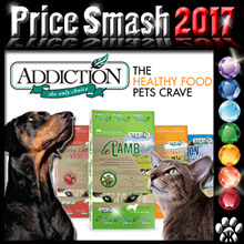 *PriceSmash* Dry / Dehydrated dog/cat food by Addiction