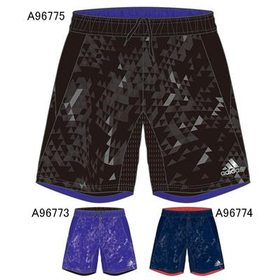 アディダス (adidas) rengipremier クロスショーツ KBW10 [分類:ハーフパンツ (メンズ・ユニセックス)]の画像