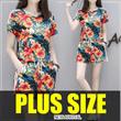【Aug 17th update】QXPRESS  2017  NEW PLUS SIZE FASHION LADY DRESS dress blouse TOP PANTS