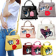 2 Free Shipping Super Cute▶Big Eyes PU Leather 2 Way Bag◀GBB GBA-Hollywood Star n Europe Fashion Styling Unique Design bags for women/ Tote Bag/ Shoulder Bag/ Handbag/ Daily Bag/ Sling Bag