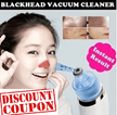 $16.90 NETT ♥ FREE SHIPPING! ♥ BLACKHEAD VACUUM CLEANSER ♥ PORE CLEANSING DEVICE ♥