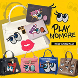 [Playnomore] $253 + 10%Shop coupon=★only $228!!!!★teacher day gift★shygirl bag/ be winky girl bag/ shy family winky family bag playnomore tote bag