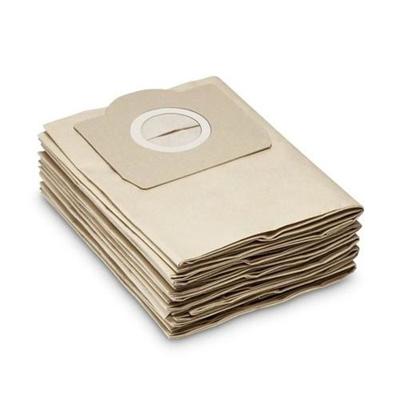 ケルヒャー(KARCHER) 乾湿両用 バキュームクリーナー用 紙パック 5枚入り (MV3用) 6.959-130.0 【家庭用 掃除機 オプション】の画像