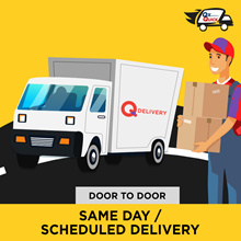 [Qxpress] Qx Quick Delivery. Only for Local Delivery (Singapore)