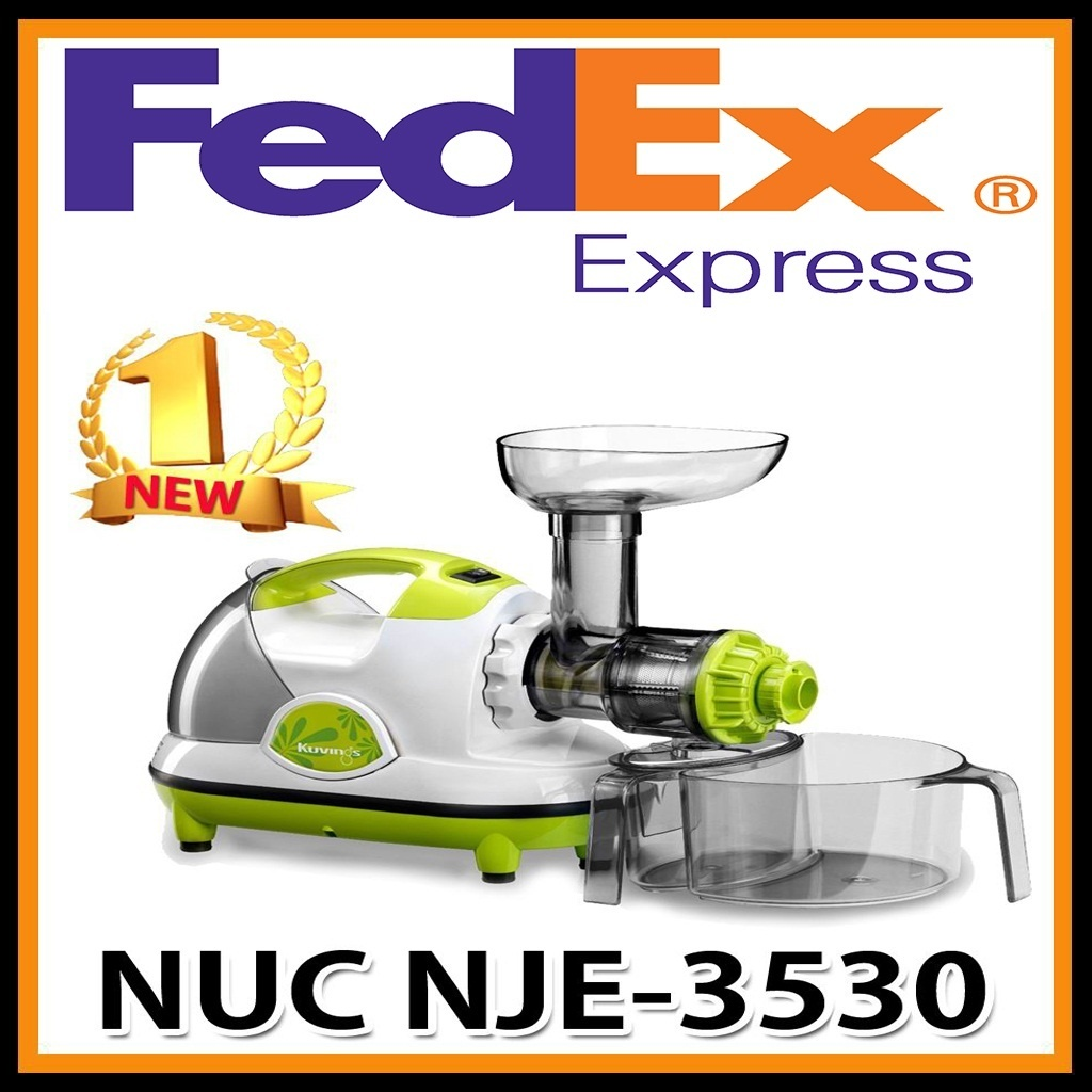 Nuc Kuvings Slow Juicer : Qoo10 - NUC Kuvings Masticating Slow Juicer NJE-3530 Extractor Fruit and vege... : Home Electronics