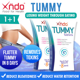 [$39.90] Xndo Tummy - Flatter Looking Tummy IN 8 Days