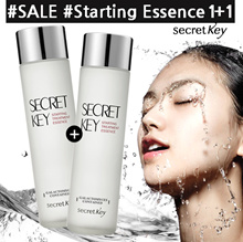 【Secret Key HQ Direct Operation】❤LOW PRICE + HOTTEST IN KOREA❤Starting Treatment Essence 155ml 1+1