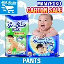 【Mamypoko】Extra Soft Pants / JUMBO pack ★Carton Sale