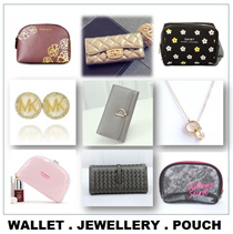 [ORTE]  Luxury Cosmetic Pouch★Wallet★Costume Jewelry Bracelets★Bags★Bangles★Ear Rings★Fast Delivery