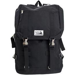 ヘルスニット(Healthknit) メタルBKバックパック BLK HKB-1051 リュック バックパック バッグ 鞄 通勤通学 カジュアル おしゃれ 【アウトドア トレッキング リュックサック】