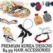 RESTOCK 27TH MAR Korea Hair Accessories $4.99 ★ Hair Clip / Hairband / Headband / Barrette / Pin / Tie / Claw ★ Crystal ★ Pearl ★ Premium 2016 Latest Fashion Design ★ High Quality ★ Ready Stock