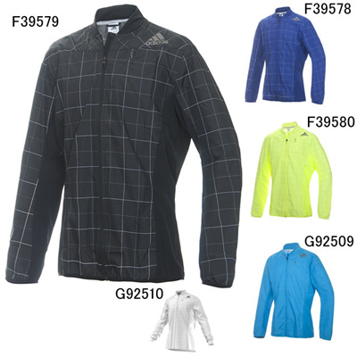 アディダス (adidas) adiSN リフレクトSMT ジャケット WD227 [分類:ランニング ウインドジャケット (ユニセックス)] 送料無料の画像