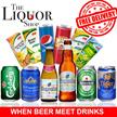 【WHEN BEER MEET DRINKS】【24s Beers+24s Drinks】【Hoegaarden/Heineken/Tiger / Carlsberg/Pepsico/Yeos】