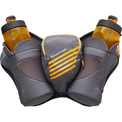 ネイサン(NATHAN) Vapor Elite 2 B61533000 NATHANGREY 【ランニング ハイドレーションベルト 水分補給ボトル バッグ】の画像