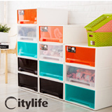 24L SINGLE TIER DRAWER ★★G-5010★★ [CITYLIFE BY CITYLONG IS SINGAPORE PLASTIC STORAGE CONTAINER BOX AND LIFESTYLE HOME ORGANIZATION SPECIALISTS]