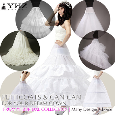 Ball Gown High Quality Can Pannier Petticoat For Wedding Dress Grab It To