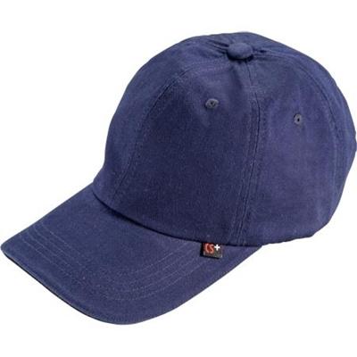 キャプテンスタッグ(CAPTAINSTAG)コットンキャップネイビーUM-2514【自転車サイクルスポーツランニング帽子】