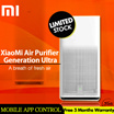 Xiaomi Air Purifier Generation ULTRA FREE 3 Months Warranty / Best deals While Stocks Last!