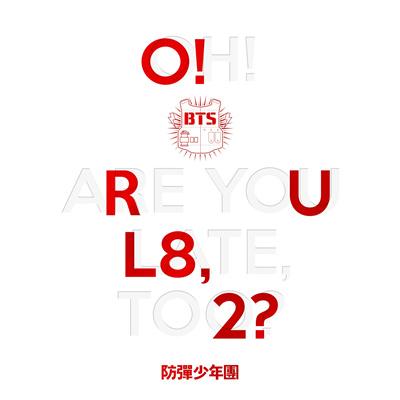 防弾少年団BTSminialbum-O!RUL82/フォトカード2種を挿入/ポスター挿入