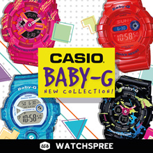 *CASIO GENUINE* CASIO BABY-G COLLECTION!  Free Reg. Shipping and 1 Year Warranty!
